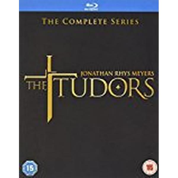 The Tudors - The Complete Series [Blu-ray]